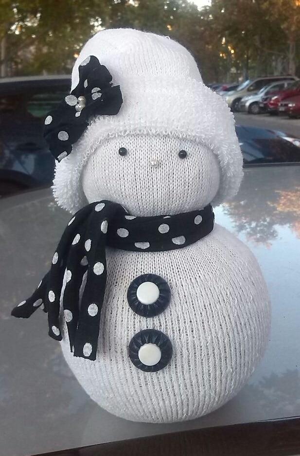 Muñeco con calcetines  (2)