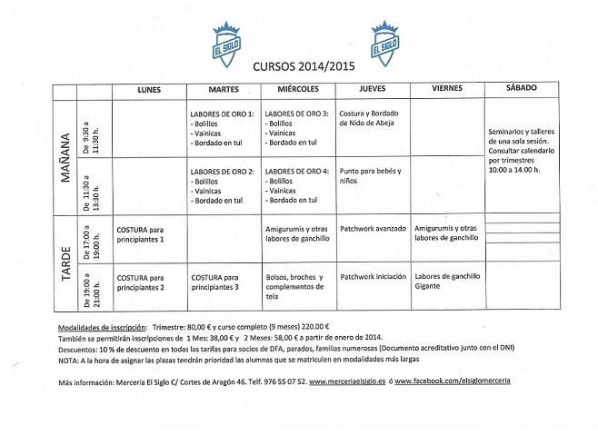 Cursos 14-15 PEQUE - copia